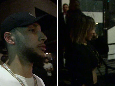 Ben Simmons Hits Same Club as Tinashe, Reconciling?
