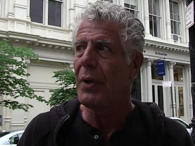 Anthony Bourdain Hanged Himself with Bath Robe Belt