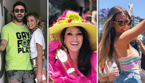 L.A. Pride Festival 2018 Draws Lots of Celebrities