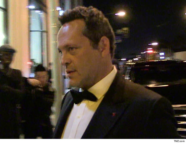'Wedding Crashers' star Vince Vaughn arrested at DUI stop