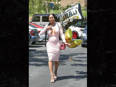Blac Chyna Is Not Pregnant, Just Bloated