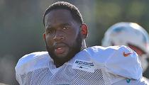 NFL's Branden Albert Catches Break In Taser Case, Avoids Jail