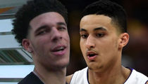 Lonzo Ball Shades Lakers Teammate 'Kylie' Kuzma In New Diss Track