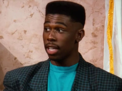 Waldo Faldo on 'Family Matters' 'Memba Him?!