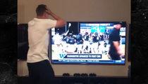 Arizona Diamondbacks Player Loses His Mind Watching Little Bro Win