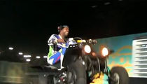 Meek Mill Pops Wheelie On Summer Jam Stage