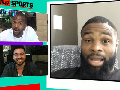 Tyron Woodley Says He's Going To Kill Colby Covington, Seriously