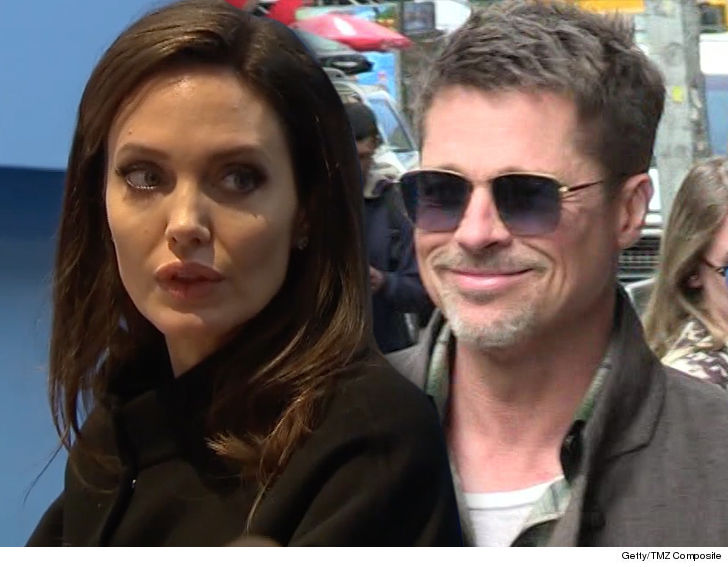 Angelina Jolie and Brad Pitt Reach New Custody Agreement for Summer