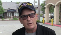 Charlie Sheen's Alleged Victim in HIV Lawsuit Says He Forced Her to Stay Quiet