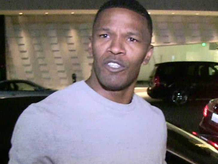 Woman Claims Jamie Foxx Hit Her with Penis in 2002, He's Fighting Back Legally