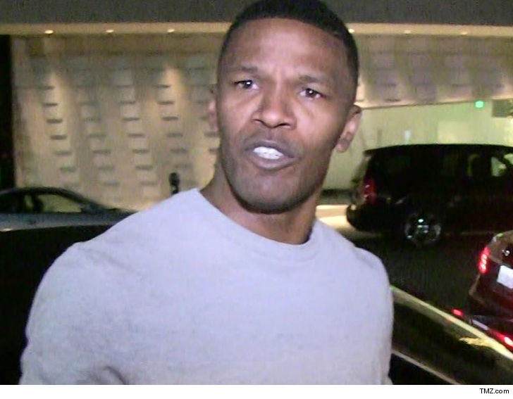 Jamie Foxx 'emphatically denies' sexual assault claim from 2002