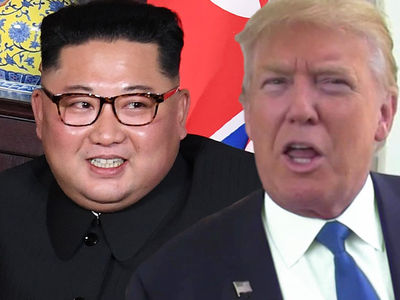 President Trump's North Korea Summit Cost $162k in Lodging & Carpet Costs