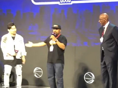 Ice Cube & Clyde Drexler In Talks To Start BIG3 League in China