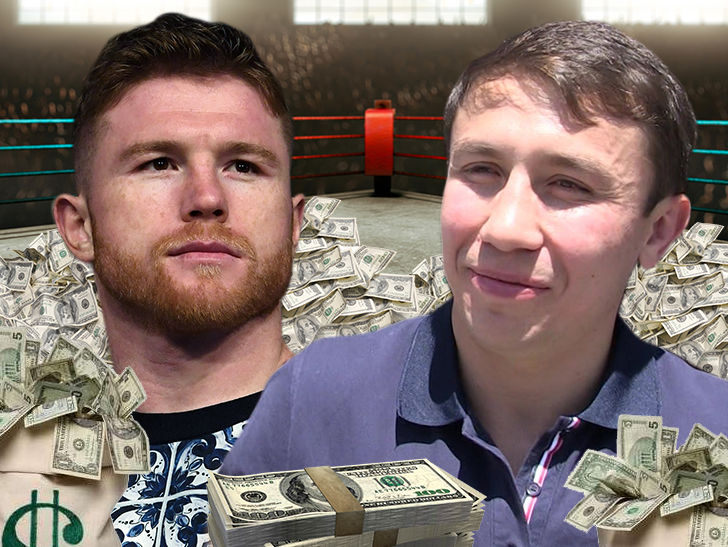 Canelo Alvarez and Gennady Golovkin Rematch Is Officially On!!!!
