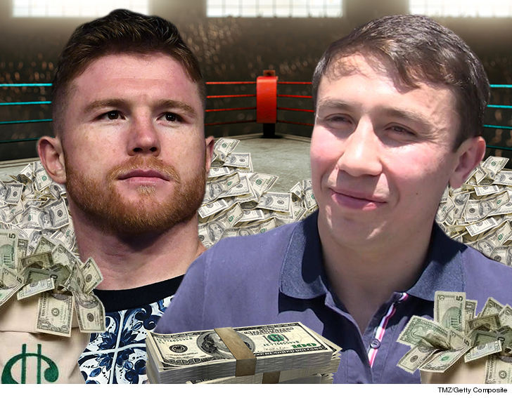 Canelo vs. GGG II Rebooked For This Fall