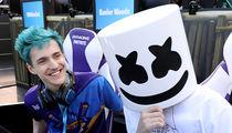 Ninja and Marshmello Destroy Big Stars In Fortnite Pro-Am, Win $1 Million!