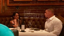 John Cena and Nikki Bella Don't Look Happy on Dinner Date