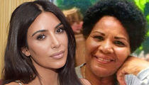 Kim Kardashian West Meeting with Alice Marie Johnson Today in Memphis