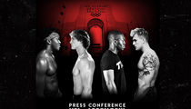 Logan Paul and KSI Set First Press Conference for Super Fight