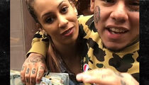 Tekashi69 Takes Chief Keef's Baby Mama Shopping At Gucci