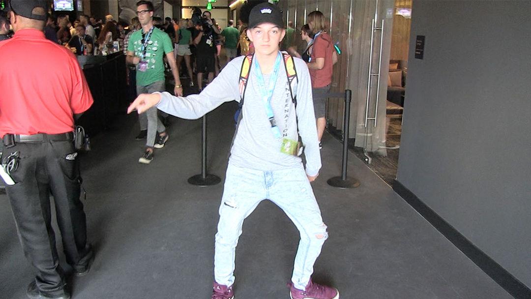 backpack kid has a new dance called the money dance - fortnite dance backpack kid