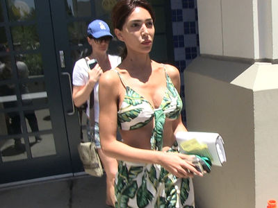 Farrah Abraham Released from Jail After Beverly Hills Arrest
