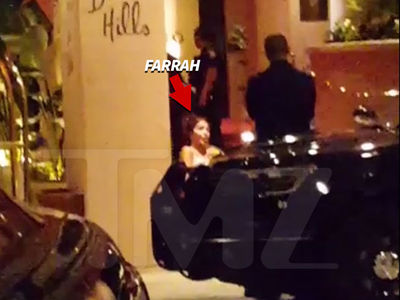 Farrah Abraham Yelled 'Go F*** Yourself' to Cops Before Bev Hills Arrest