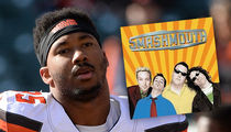 Smash Mouth Cusses Out Myles Garrett, 'Nobody Knows Who The F You Are!'