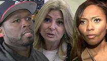 Teairra Mari's Restraining Order Request Against 50 Cent Denied
