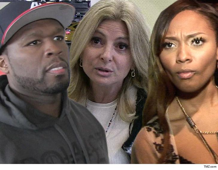 Teairra Mari Restraining Order vs. 50 Cent Denied Lisa Bloom Cites Gross Technicality as Roadblock