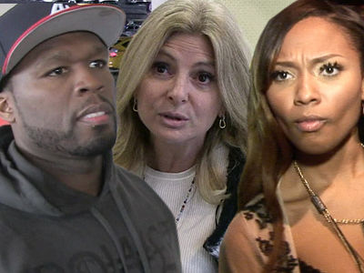 Teairra Mari's Restraining Order Request Against 50 Cent Denied