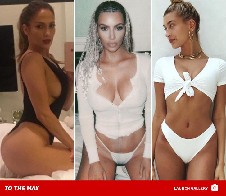 Maxim Camille Kostek: J Lo, Kim Kardashian And Hailey Baldwin Join Melania Trump