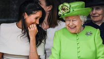 The Queen & Meghan Markle's First Solo Outing Together Is Something to Laugh About