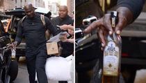 Michael Jordan Living That Tequila Life In NYC
