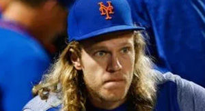 Check Out This (Very) NSFW Mic'd Up Video Of Noah Syndergaard Ejection