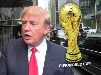 Donald Trump Takes Credit for World Cup 2026, Thanks Bob Kraft