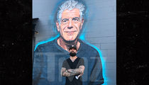 Anthony Bourdain Mural Unveiled at Santa Monica Bar