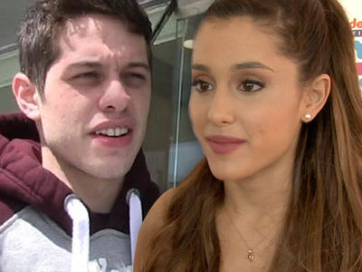 Pete Davidson and Cazzie David Were 'On a Break' When Ariana Grande Hookup Started