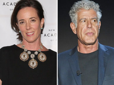 Inside One of the Busiest Suicide Hotlines After Anthony Bourdain & Kate Spade Deaths