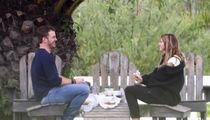 Chris Pratt & Katherine Schwarzenegger Look Smitten on Picnic Date