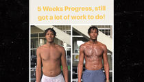 NBA Star Myles Turner is Getting Jacked ... To Stop LeBron??