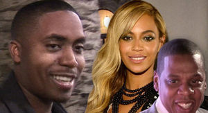 Nas Taking High Road in Album Beef with Jay-Z and Beyonce
