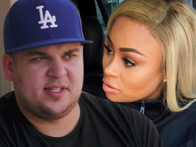 Rob Kardashian Thinks Blac Chyna Tried To Sabotage Him on Father's Day