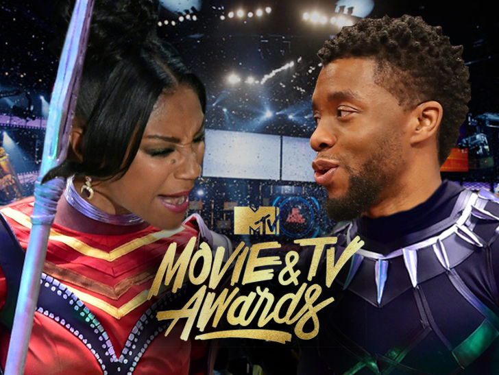 Tiffany Haddish Will Battle Black Panther to Host MTV Movie & TV Awards