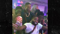 Adrien Broner & Errol Spence Have Strip Club Turn Up After K.O. Win