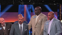 Charles Barkley Gives Worst Possible Right Answer On 'Family Feud'