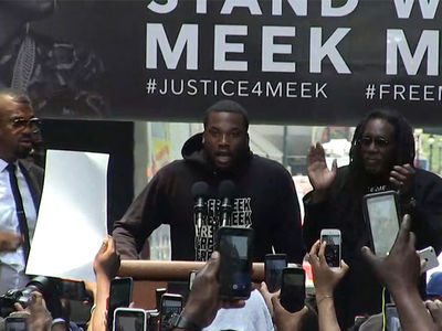 Meek Mill in Court for New Face-Off with Judge to Get New Trial