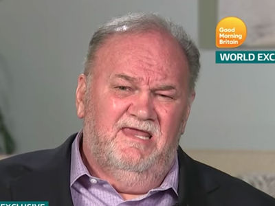 Thomas Markle Says Prince Harry Said to Give Trump a Chance in Revealing Interview