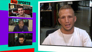 T.J. Dillashaw Says CM Punk Was Terrible, But I Respect Him