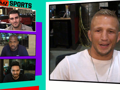 T.J. Dillashaw Says Demetrious Johnson Is Ducking Him, Scared He's Gonna Lose